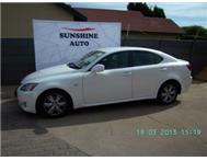 2007 LEXUS IS250 AUTO