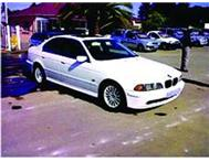 2003 BMW 525i Full House mags. Ver...