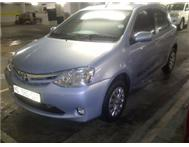 TOYOTA ETIOS 1.5XS DEMO FINANCE ARRANGED