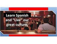 Learn Spanish with a great teacher.