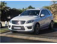 Mercedes Benz - ML 63 AMG (375 kW) Speedshift 7G-Tronic Facelift