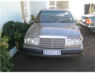 MERCEDES BENZ 200E FOR SALE AUTO LEATHER SEATS GREAT FUEL SAVER