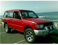 PAJERO 4X4 3.5 V6 MANUAL