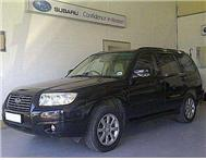 2007 Subaru Forester XS 2.5 Manual (419)