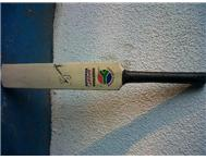 hansie cronje cricket bat