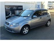 2007 CHEVROLET AVEO 1.5 5Dr Hatch