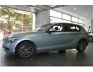 2012 BMW 1 SERIES ( NEW ) 120d Auto