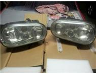Golf 4 lights