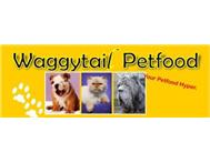 Online pet food store