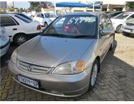 Honda Civic 1.7I 2002