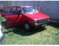 Daihatsu Charade for Sale R10000neg or swop for automatic car