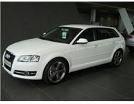 2013 AUDI A3 Sportback 2.0T FSI 147kW Ambition Manual