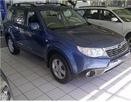 2008 Subaru Forester XS Manual (453)