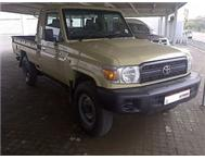 2010 TOYOTA LAND CRUISER PICK UP 4.0 PETROL V6 FOR R289 900