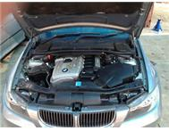 BMW e90 complete engine N52 2.5 petrol