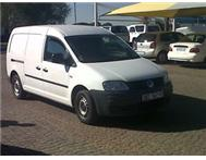 2008 VW CADDY 2.0SDI PANELVAN