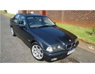 1998 BMW 318iS (M) Facelift E36