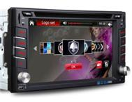 Nissan Car DVD Navigation Bluetooth Ipod USB Tyre Pressure mon