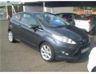 Ford Fiesta 1.6i Titanium 5-Door used for sale - 2009 Johannesburg