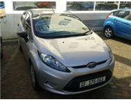 2009 Ford Fiesta Ambiente 1.6 5-Door