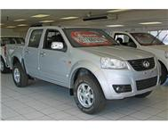 2013 GWM STEED 5 2.5TCi Double Cab 4x2
