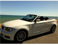 BMW 1 SERIES 120i Convertible Sportpack 2010 - R3900 x 60 month