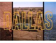 DALLAS - Seasons 1 - 11 (1978-1988) DVD s