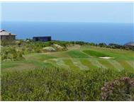 Vacant land / plot for sale in Pezula Golf Estate