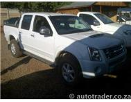 2008 ISUZU KB SERIES 3.0D-TEC 4X2 Manual D/C 86000km FSH