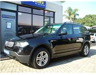 BMW - X3 2.5si (160 kW) Auto Exclusive