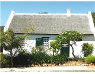 4 Bedroom garden cottage in Bredasdorp