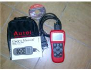 SCANNER / CODE READER - OBD2 - ENGINE ABS AIRBAG - USED