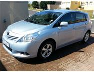 2009 Toyota Verso 1.6 SX New Shape For Sale in Cars for Sale Western Cape Bloubergrant - South Africa