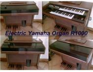 Yamaha Electric Organ Second Hand in Musical Instruments Western Cape Fish Hoek - South Africa