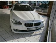2012 BMW 520D A/T exclusive pack