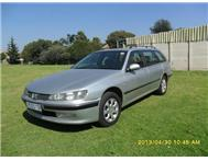 2002 PEUGEOT 406 2.0 STATION WAGON