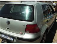 VW GOLF 4 URGENT SALE