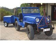 1950 Jeep Willys CJ3B