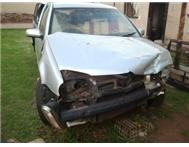 Golf4 accident damage for sale