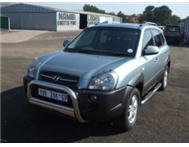 2006 HYUNDAI TUCSON 2.0 GLS CLEAN VEHICLE A MUST SEE