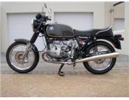 BMW R80/7 1978 Classic Collectors Bike