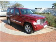 2011 JEEP CHEROKEE 3.7 Limited (AUTO)