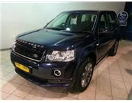 2013 Land Rover Freelander Si4Dynamic
