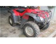 Honda Quad Fourtrax 4x4