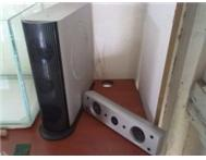Telefunken 8 inch sub and speaker 40W sub 20W speaker Both