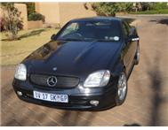 Mercedes Benz SLK 200 Kompressor Pretoria