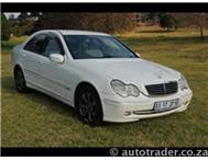 2002 MERCEDES-BENZ C200 COMPRESSOR - AUTOMATIC