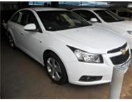 2011 Chevrolet Cruze 1.8 Lt A/T on sale
