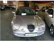 2002 V6 Jaguar S-Type for sale