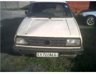 Jetta Mk2 5 Speed With Mags Mechanically Good Engine was done